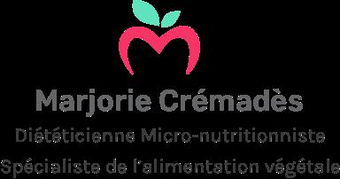 Marjorie Crémadès, Diététicienne Micro-nutritionniste